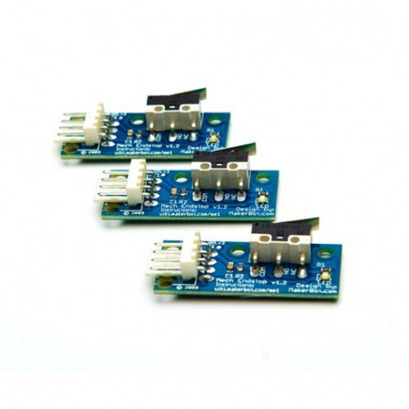Mechanical endstop with PCB