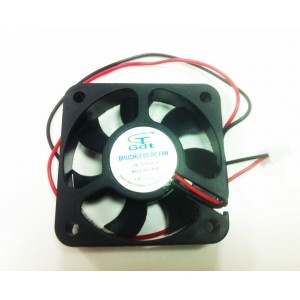 Ventilador brushless 50x50x10 mm