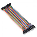 Male female wire x40 30cm