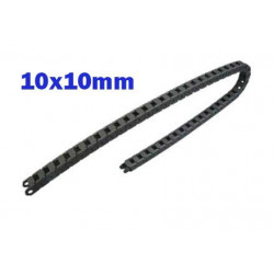 Cable Drag Chain Wire Carrier 10x10mm