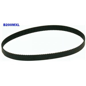 B200MXL Timing Belt 200 Teeth Belt Width 6mm Length 406.4mm Rubber Ribbed Belt