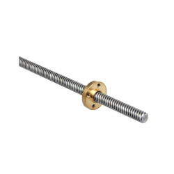 3D Printer Part THSL-400-8D Lead Screw Rod