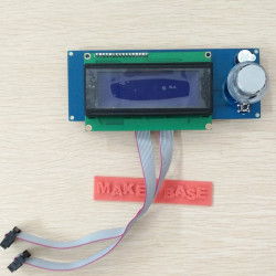 MKS 2004 LCD display smart controller optimized version