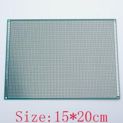 Placa perforada para circuitos y prototipos PCB 15x20 cm