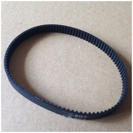 GT2 closed belt 200 teeth 400 mm