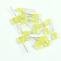 LED 5mm AMARILLO 28mm patillas
