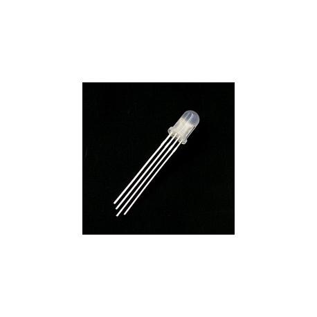LED 5mm RGB 4 pins