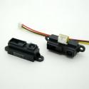 10 - 80 cm distancia IR del sensor + Cable