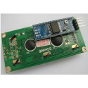 LCD 1602 IIC/I2C Blue Blacklight