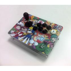 Retrocube 2.0 - Máquina arcade