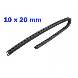 Cable Drag Chain Wire Carrier 10x20mm