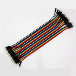 Cable macho macho x40 20cm