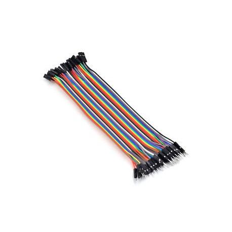 Cable macho hembra x40 20cm