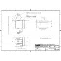 Hotend E3D Full Metal 1.75mm directo (v6) Kit completo