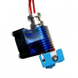 Hotend E3D Full Metal 1.75mm direct (v6) Full kit