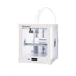 Impresora 3D Ultimaker 3 doble extrusor