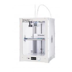 Ultimaker 3 Extended 3D Printer double extruder