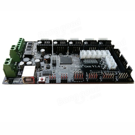MKS GEN 1.4 placa control impresora 3D