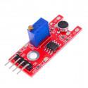 Módulo sensor detector de sonido