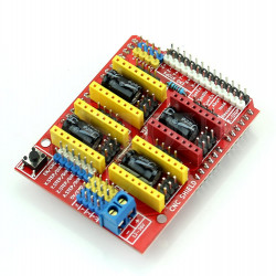 CNC Shield for Arduino(GRBL Compatible)