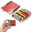 CNC Shield for Arduino(GRBL Compatible)