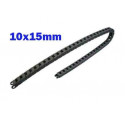 Cable Drag Chain Wire Carrier 10x15mm