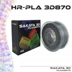 PLA 3D870 1.75mm Plata