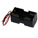4 x AA Battery Holder Box (Back-to- Back)