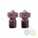 E3D v6 extra nozzle acero endurecido 3 mm x 0.4 mm