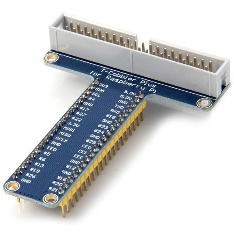 Placa extensión 40 PIN compatible Raspberry