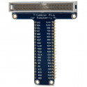 Blue 40Pin GPIO Extension Board Detail
