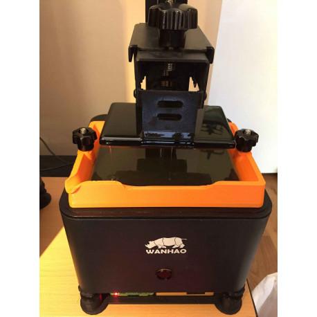 Cubeta impresora Resina. FEP. D7 Wanhao