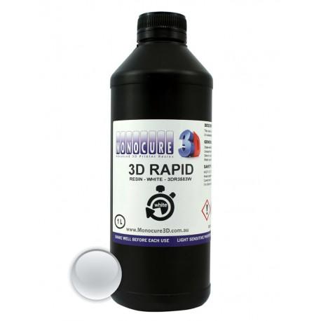 Resina Blanca 1 litro Monocure 3D