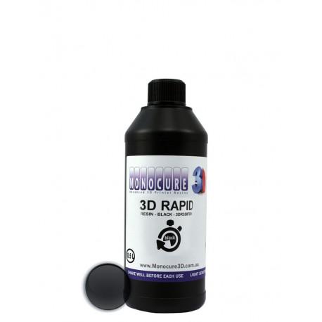 Resina Negra 500 ml Monocure 3D