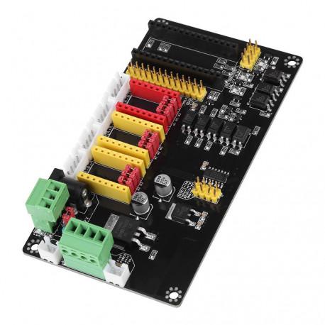 Placa de control CNC 3 Ejes