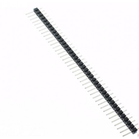 1x40pin Right Angle Pin Header