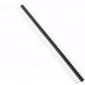 Pin conector recto 2.54mm