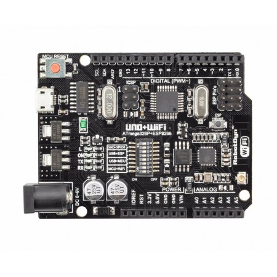 UNO+WiFi R3 ATmega328P+ESP8266 Board 8Mb Memory