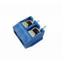 KF301-2P 5.08mm Blue Screw terminal