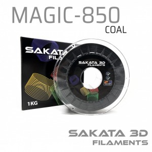 PLA 3D850 1.75mm Magic Coal