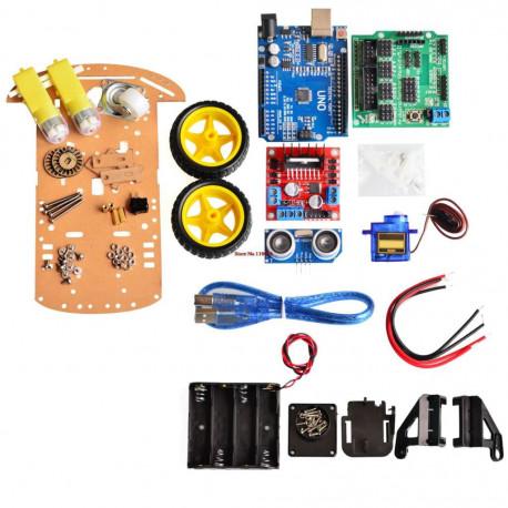 Kit ARDUINO Robot Auto