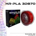 PLA 3D870 2.85mm Rojo