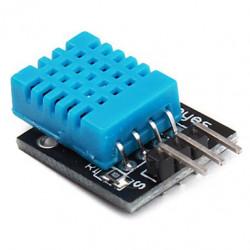 Sensor de humedad y temperatura compatible con Arduino