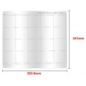 Base metálica flexible compatible con prusa i3 MK3