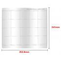 Steel sheet MK3 Heatbed