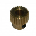 Extrusion head gear 5mm