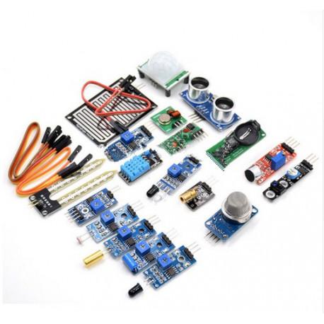 Kit de 16 sensores Arduino / Raspberry Pi