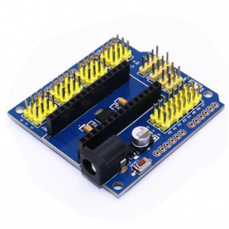 Nano Expansion Adapter Breakout Board IO Shield