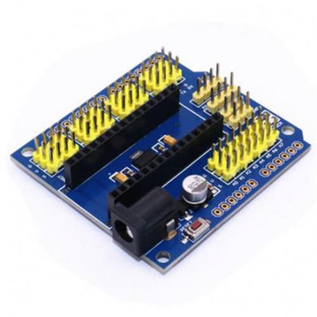 Escudo (Shield) Expansión Arduino Nano
