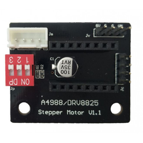 Placa externa de control A4988/DRV8825